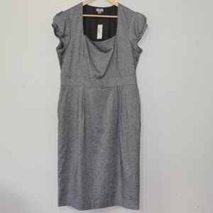 Worthington Classy Square Neck Dress